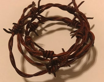 Barbed Wire Strand