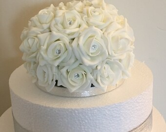 Stunning centrepiece, cake topper, can be used for a number of decorations at weddings