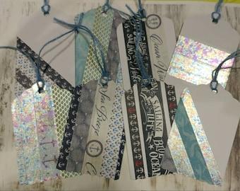 Handmade Gift Tags, decorative tags
