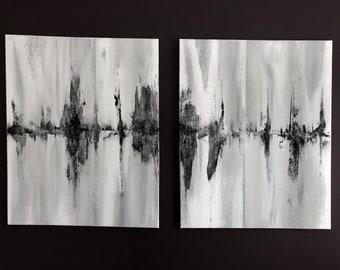 Silver soundwave