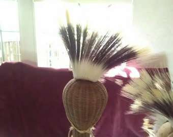 Synthetic Porcupine Roach 22 inches long