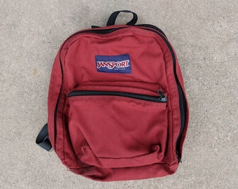 aa9a4aec75fe Vintage made in USA jansport backpack