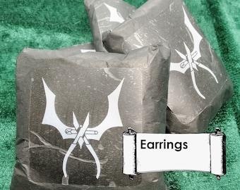 Goth Mystery Box. Goth Mystery Bag. Mystery Earrings. Mystery Earrings Box. Mystery Earrings Bundle. Goth Earrings. Goth Jewelry.