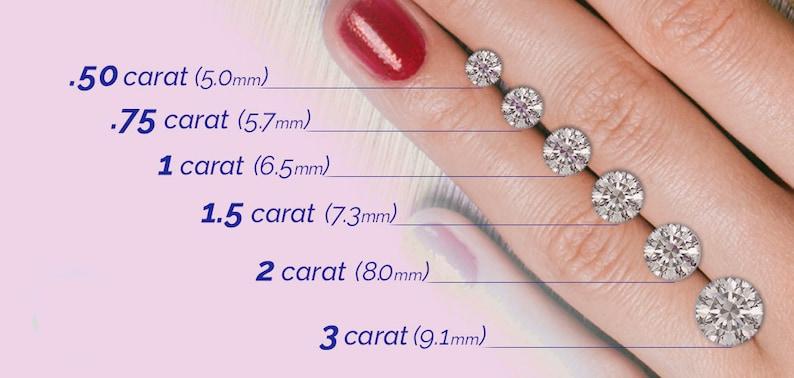 14K Rose Gold Round Cut Morganite Ring for Women,Available 0.50-3 Carat Diamond Engagement Ring Morganite Engagement Ring Morganite Ring