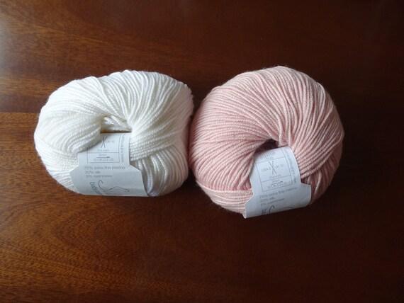 King Cole Bamboo Cotton 4 Ply Knitting Yarn Shade 1021 Denim