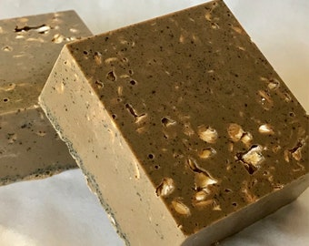 COFFEE and OATS Soap