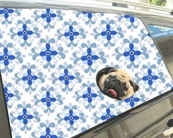 Dog sun shade | Etsy