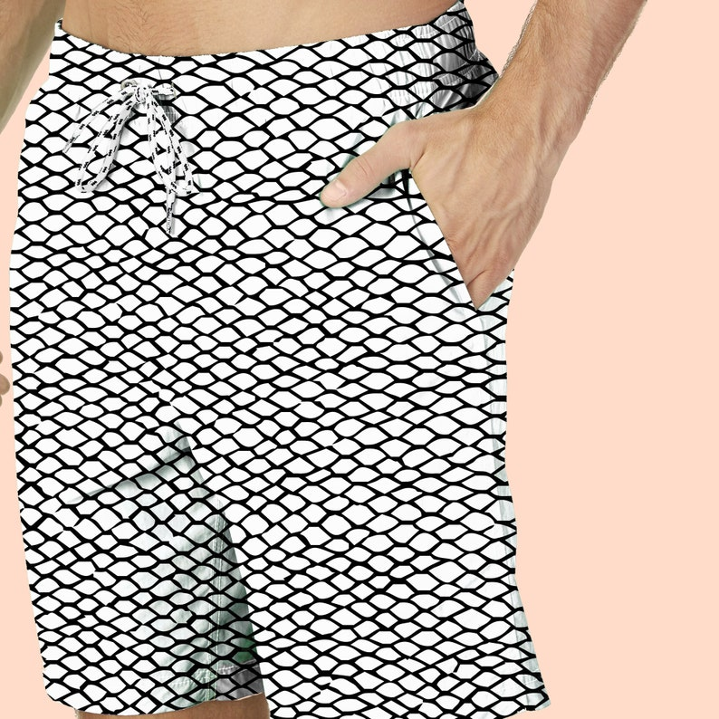 c134ee9e03 Men's Swim Trunks Men's Beach Shorts Men's | Etsy