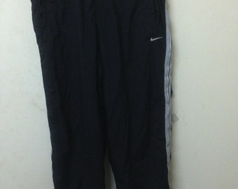 Vintage nike tracksuits trousers pants waist 26-35 expendable
