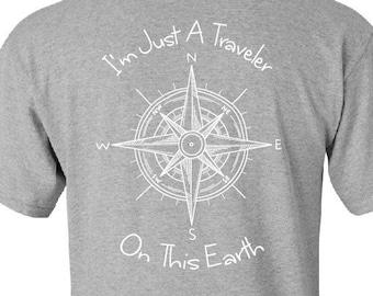 Traveler Compass Shirt Stapleton