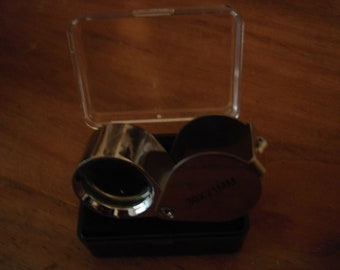 Jeweller's Loupe 30 x Magnification New in Box