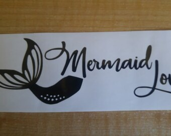 Decalque ''Mermaid Lover''