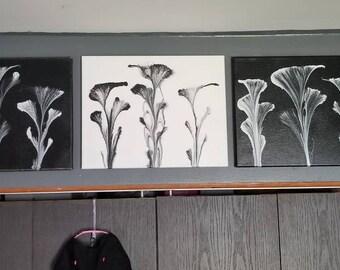 medium canvas set