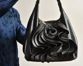 cc6b452e3b71 Steve Madden 80 s Inspired Boho Bag  Steven Madden Purse  Gray  Vegan Purse