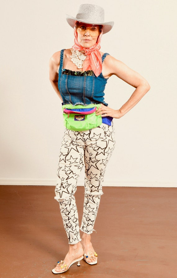 Seirus/ Seirus Fanny Pack/ 80's Fanny Pack/ Colorb