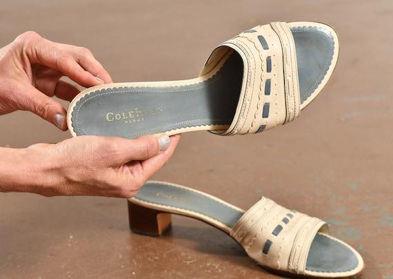 Vintage Cole Haan Resort Shoes/ Cole Haan Mules/ … - image 6