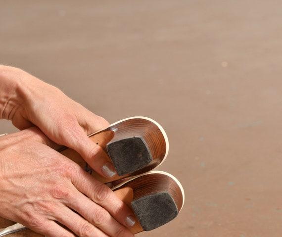 Vintage Cole Haan Resort Shoes/ Cole Haan Mules/ … - image 8