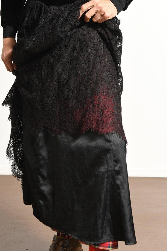 Rare Gunne Sax/ Gunne Sax Velvet Dress/ Gunne Sax… - image 9