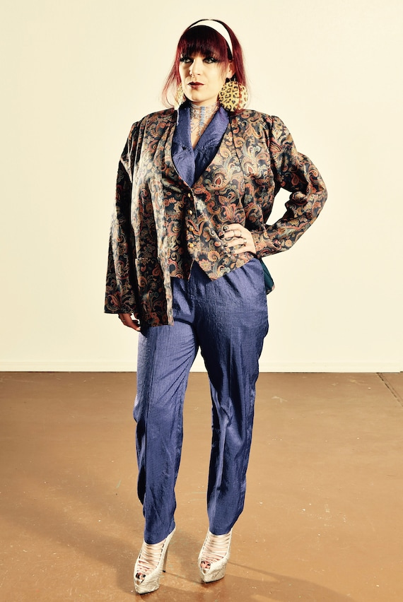 Balinese Blazer/ Blazer and Vest Combo/ Southwest