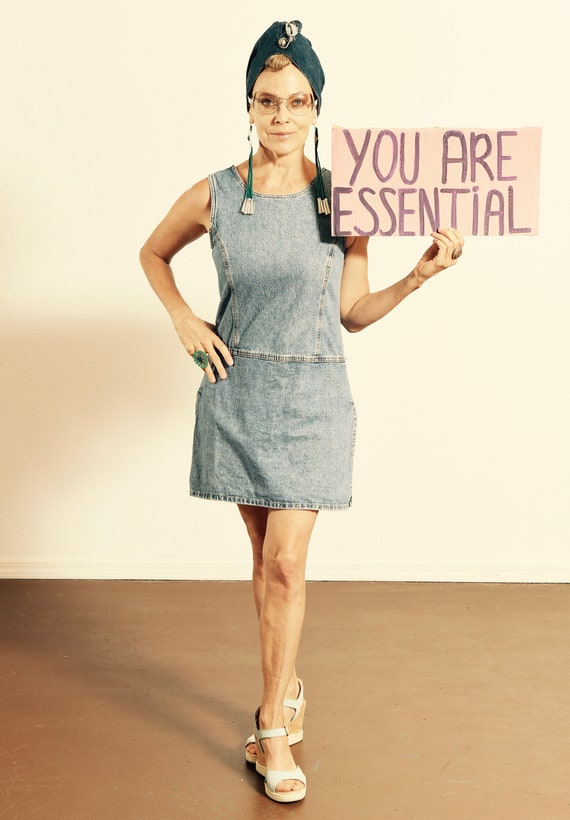Boston Proper Denim/ Denim Romper/ Denim Skort/ De