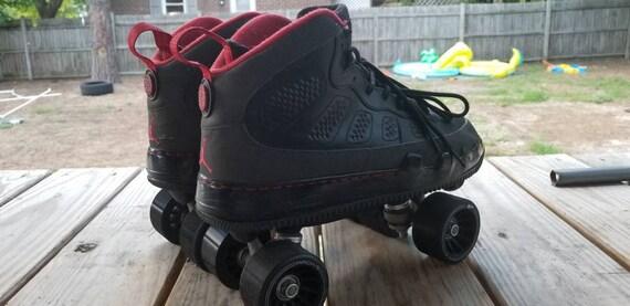 Handmade Custom Air Jordan Fusion Roller Skates