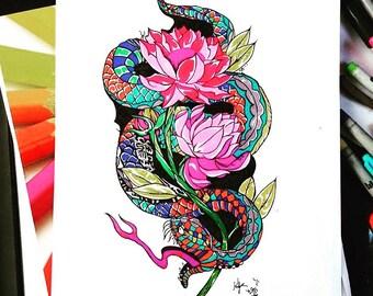 snake ala arboretum