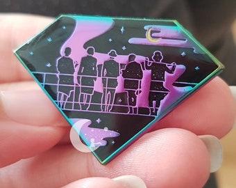 SHINee 12th Anniversary pin