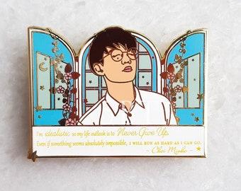 "SHINee - Minho ""My Sanctuary"" series pin"