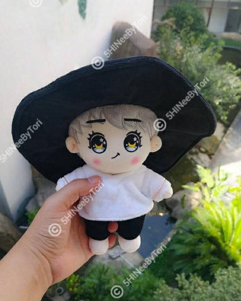 SHINee Jonghyun Moon River Waltz Doll Doll + outfit
