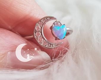 Juliette - Opal Ring
