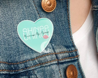 SHINee - Princes Of K-pop Pin