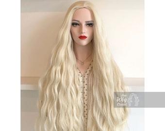 Daenerys Targaryen Custom Styled Braided Wig Khaleesi Etsy
