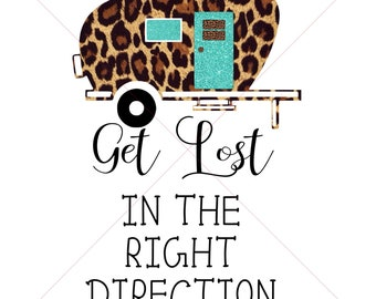 Get lost in the right direction digital download
