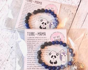 Bracelet mala pour enfant / Terre mama