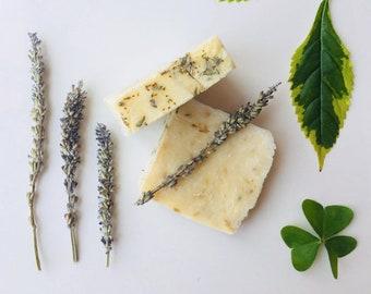 Handmade soap natural homemade soap Lavender