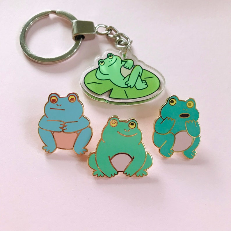 Forever Froggy Collection image 0