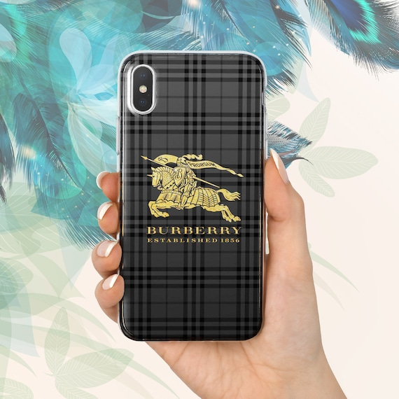 newest 8de80 53067 Fashion iPhone X case iPhone XS case Inspired by Burberry iPhone 8 Plus  case Galaxy S9 case iPhone 7 case Google Pixel 3 case iPhone XR case