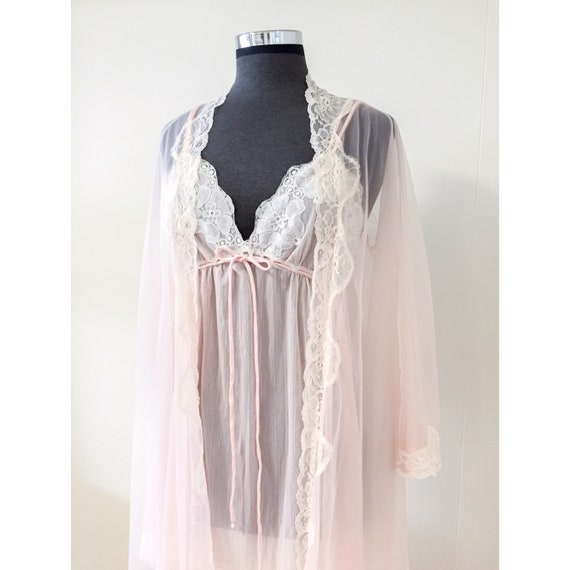Hilton Babydoll Nightgown