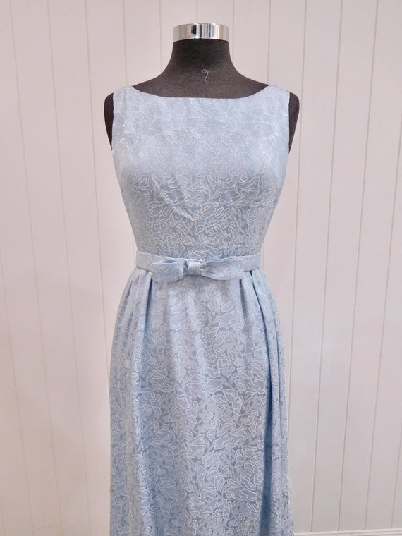 1950's Evening Gown - image 1