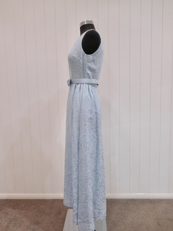 1950's Evening Gown - image 3