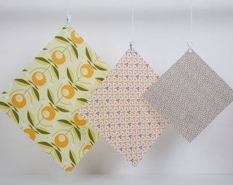 Bee-like bees wax wipes set of 3 to get acquainted