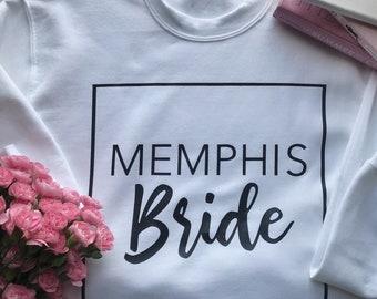 d15287ce1 City Bride Sweatshirt