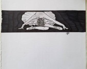 """Original Artwork 10.5"""" x 12 1/8"""""""