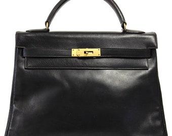 4eafe95be598 Vintage Hermès Kelly Bag