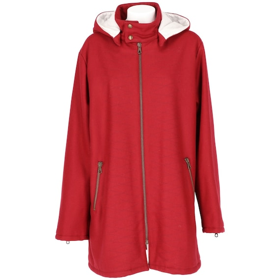 Romeo Gigli hooded coat