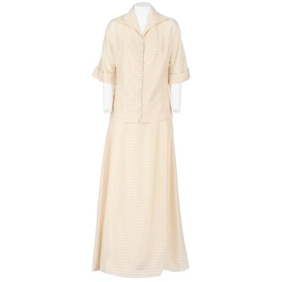 60s wedding suit