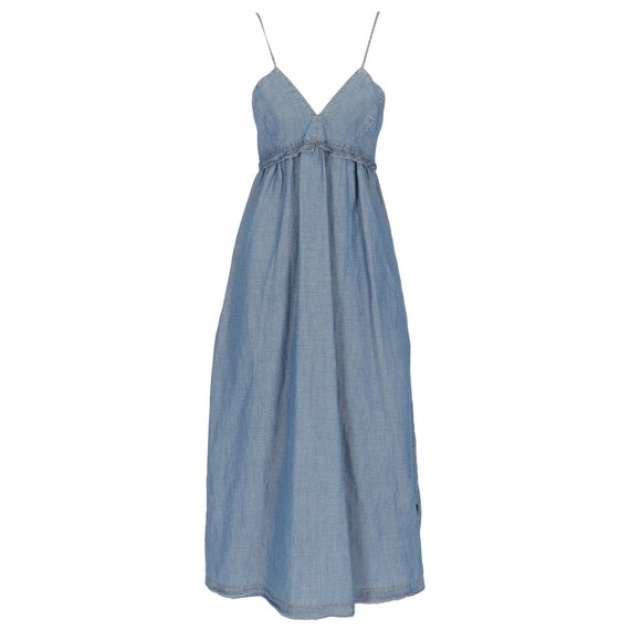 Krizia Jeans 80s denim dress