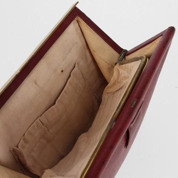 Vintage 30s bag - image 9