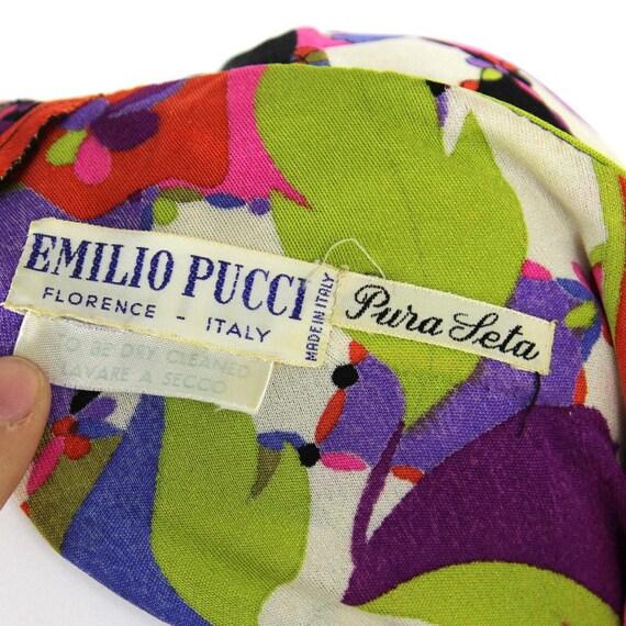 Emilio Pucci 60s dress - image 9