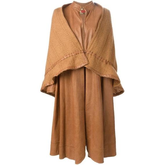 70s Roberta di Camerino two-piece suit